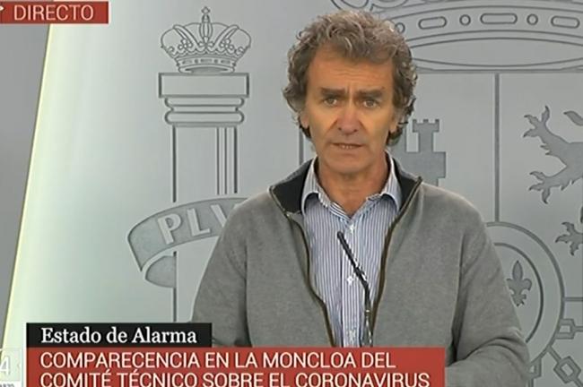 838 nuevos fallecidos y 78.797 contagios en España