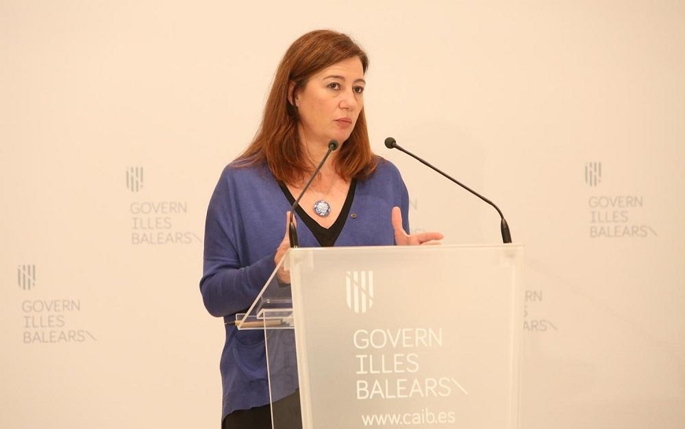 Baleares recibe 7 toneladas de material sanitario, con 568.000 mascarillas de protección