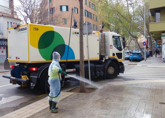 EMAYA renueva de forma integral el sistema de saneamiento de la Playa de Palma