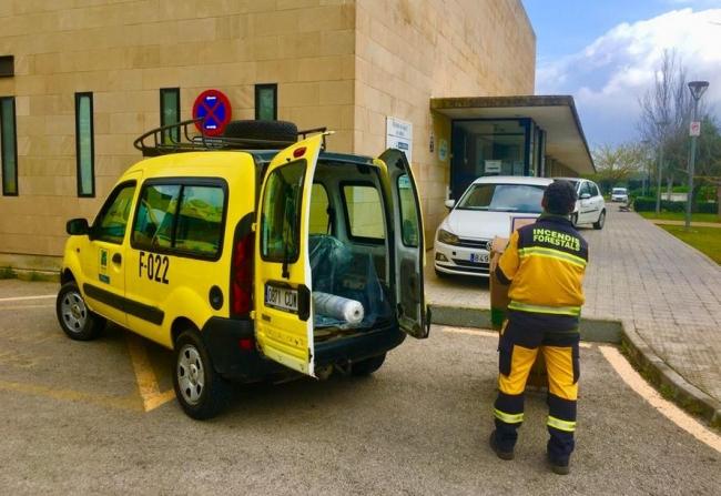 IBANAT inicia la distribución regular de material médico a las unidades básicas de salud (UBS) de Mallorca
