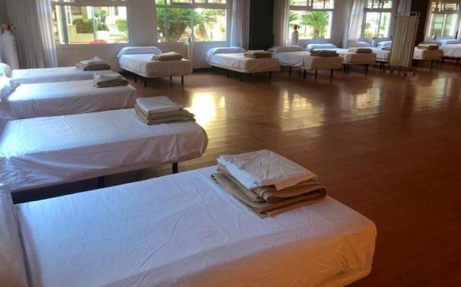 Salud habilita dos hoteles en Mallorca e Ibiza destinados a profesionales sanitarios
