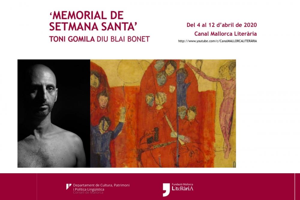 """El """"Memorial de Setmana Santa"""" Toni Gomila diu Blai Bonet es trasllada a les xarxes"""