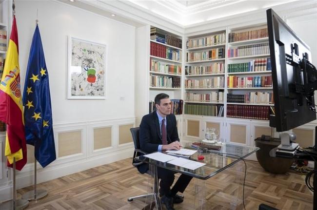 Sánchez prorroga el estado de alarma hasta el 26 de abril
