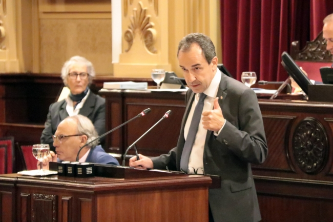 Cs Baleares reitera la exigencia al IBSalut de someter a todo el personal sociosanitario a test rápidos periódicamente