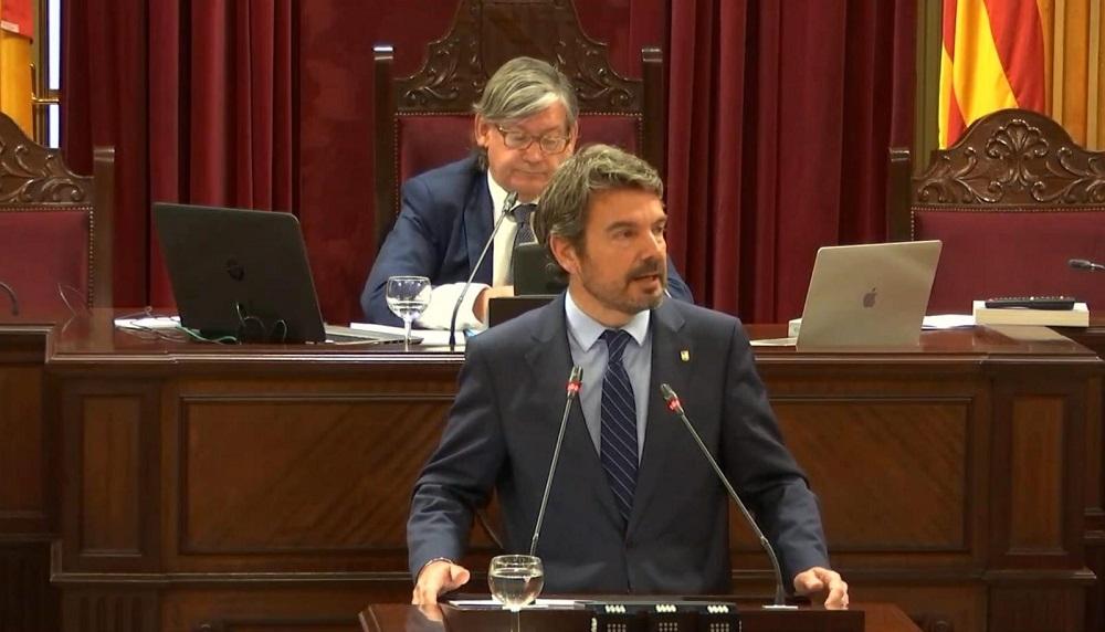 Cs Baleares pide al Govern más consenso para aplicar medidas que permitan recuperar la estabilidad económica y social