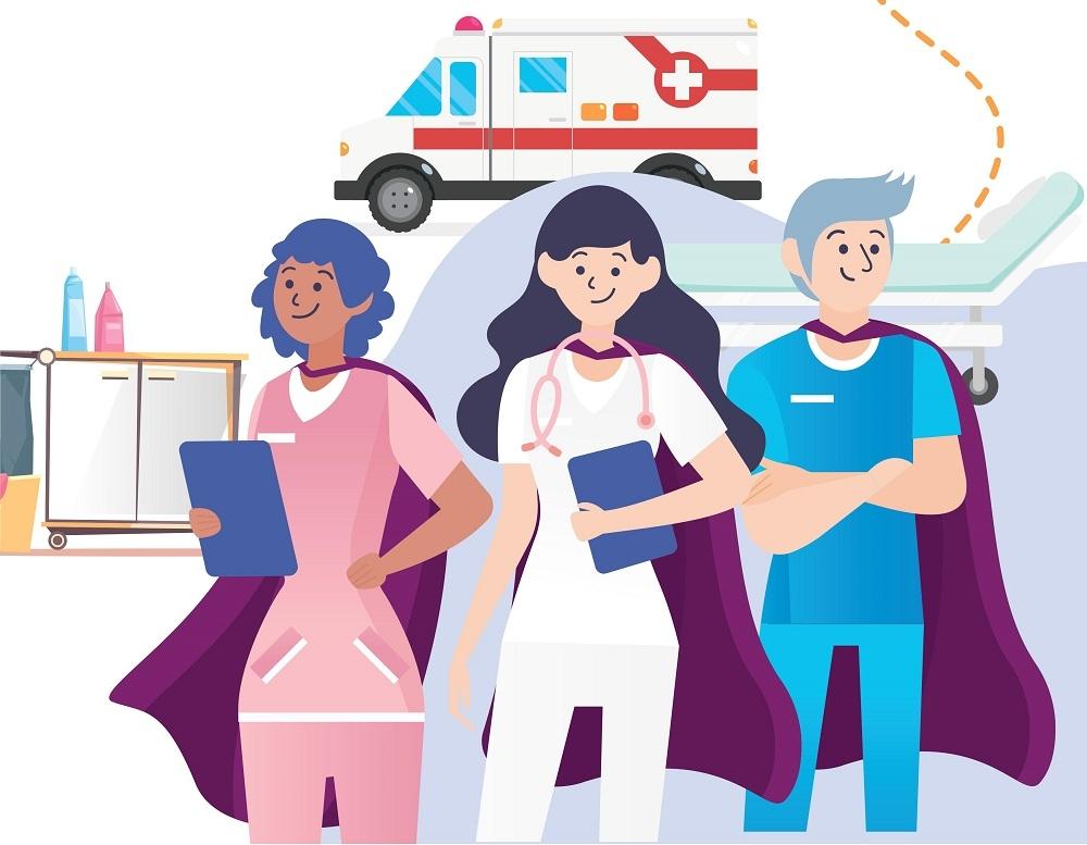La EMT amplia la gratuidad del servicio de bus para todo el personal sanitario tanto de centros públicos como privados