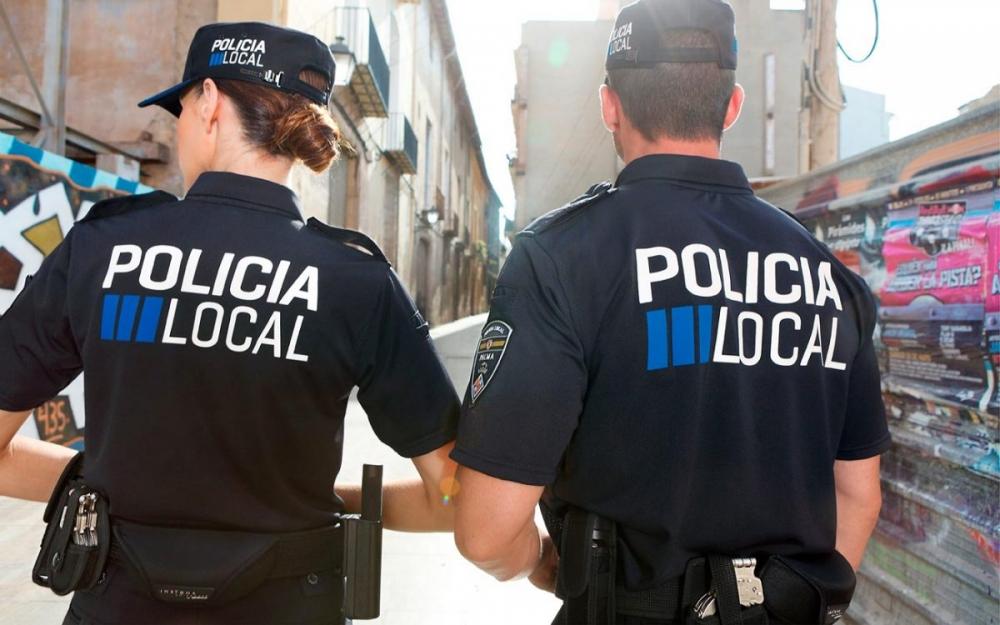 Los agentes de Policía Local no pondrán sanciones por el uso de mascarilla hasta el 20 de julio