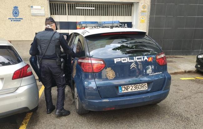 Detenida por robo y agredir a las trabajadoras en un centro comercial de Palma