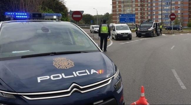La Policía Nacional detiene a un hombre por un delito de lesiones en una discusión