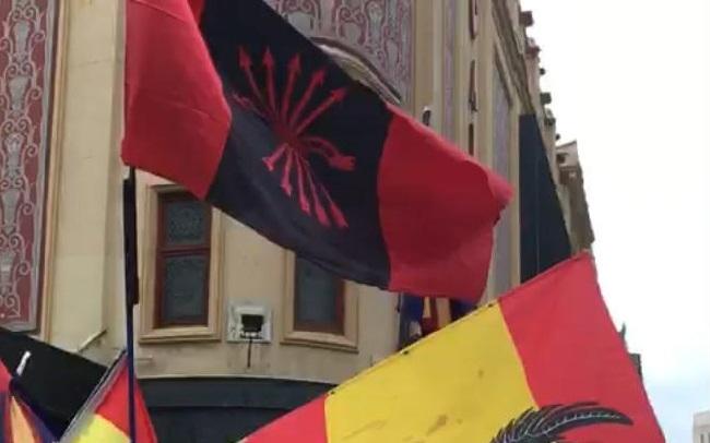 Inician diligencias previas ante la exhibición de banderas franquistas en Sa Pobla