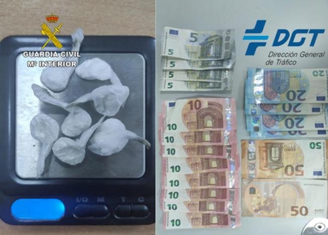 La Guardia Civil detiene a un hombre en Binissalem por tráfico de drogas