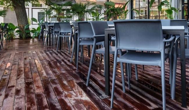 Piden a Hila que suspenda las limitaciones a las terrazas de bares y restaurantes de Palma y facilite su actividad