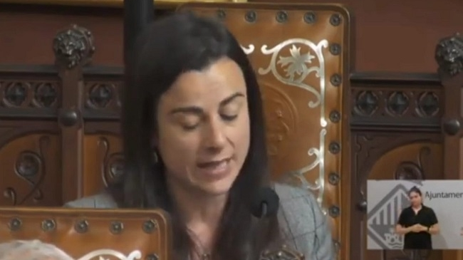 Montse Amat: 'Hila ha demostrado que no le importa nada el comercio local ni los establecimientos de ocio y restauración'