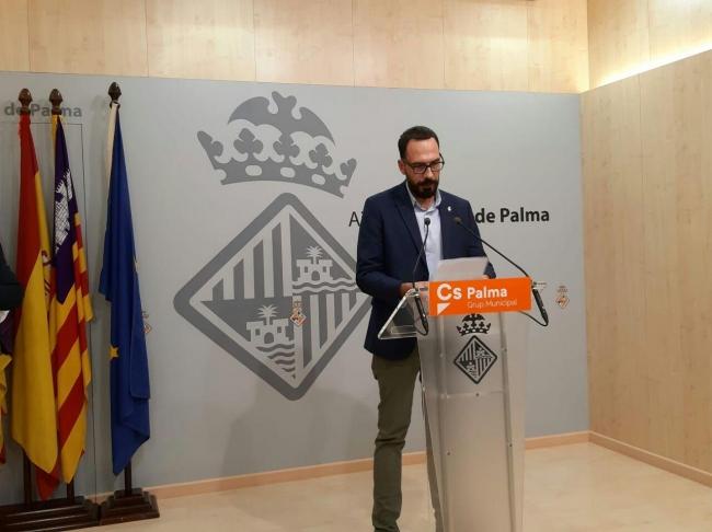 Cs Palma quiere aumentar las plazas en las escoletas municipales y alcanzar la gratuidad universal