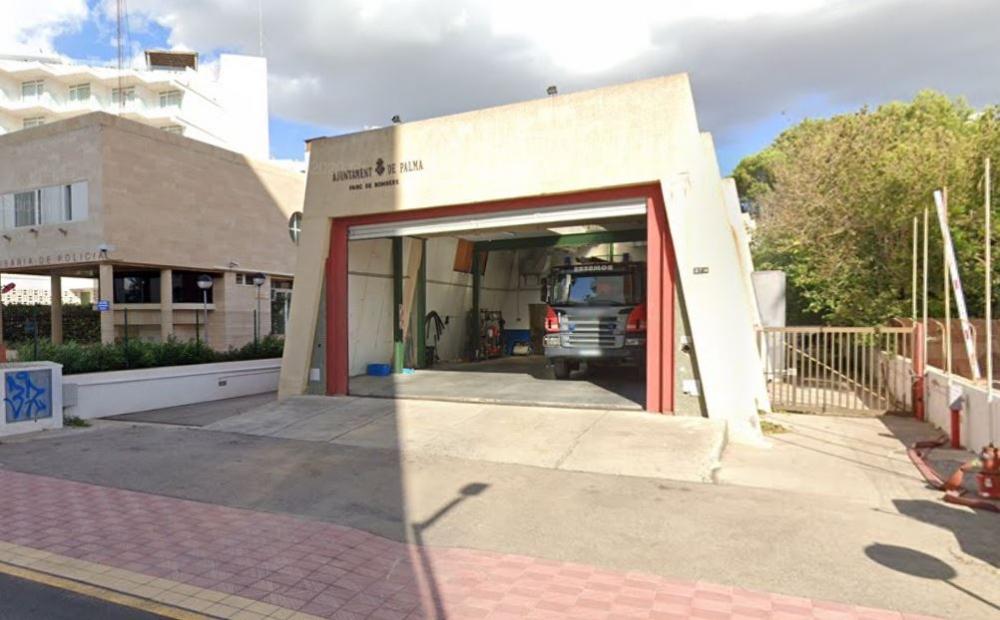 El PP denuncia que Hila ya ha iniciado los recortes con el cierre del parque de bomberos de Playa de Palma