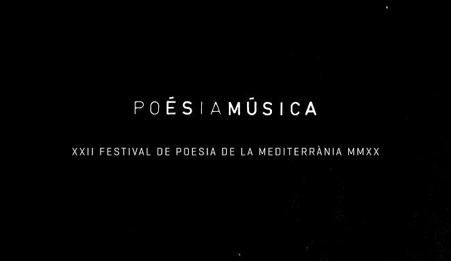 El XXII Festival de Poesia de la Mediterrània comença en línia