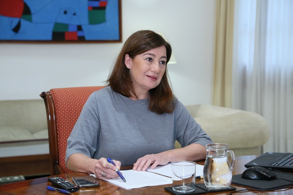 El Govern consigue el compromiso de Sánchez en un plan específico para reactivar el sector turístico con el apoyo de fondos europeos