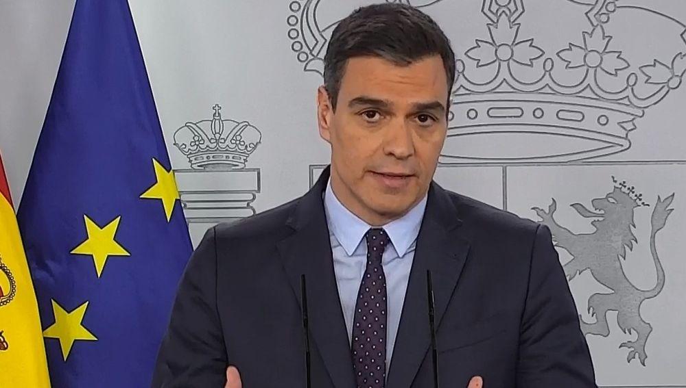 Sánchez pide respuestas multilaterales y solidarias frente a la pandemia del COVID-19