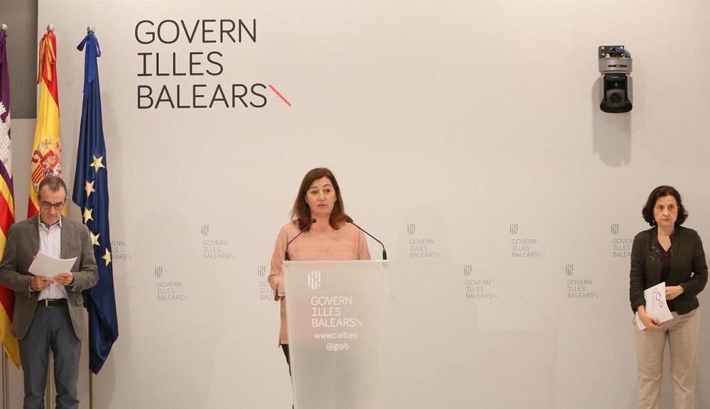 El Consell de Govern calcula un impacto de 3.519 millones de euros del COVID19 sobre la economía Balear