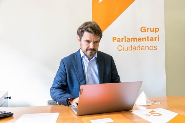 Cs Baleares exige a Armengol que defienda las Islas como destino 'COVID Free'