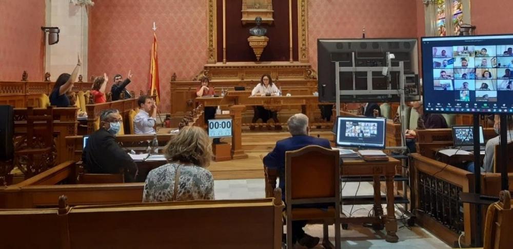 El pleno del Consell aprueba una aportación de 17 millones de euros al plan de reactivación Mallorca Reacciona