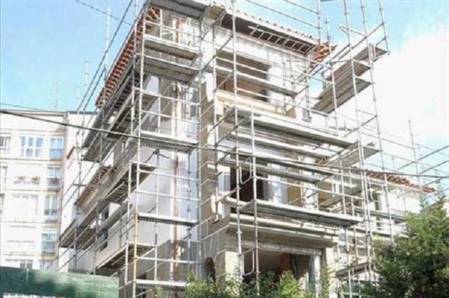 Sanidad permitirá realizar obras de reforma y reparación en edificios habitados
