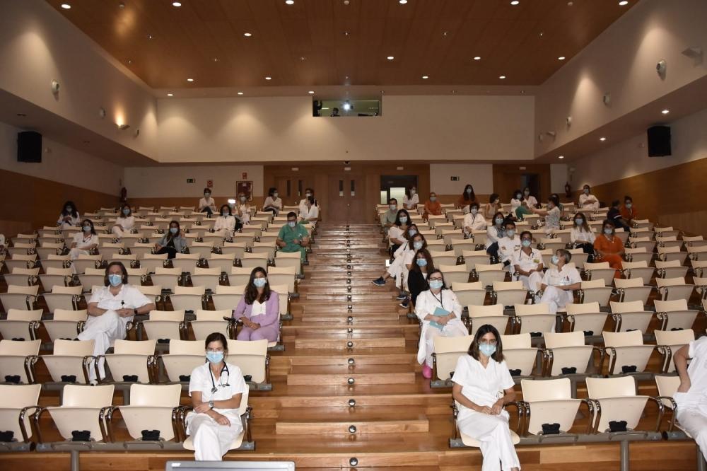 Veintisiete residentes de medicina acaban la formación especializada en el Hospital Son Llàtzer