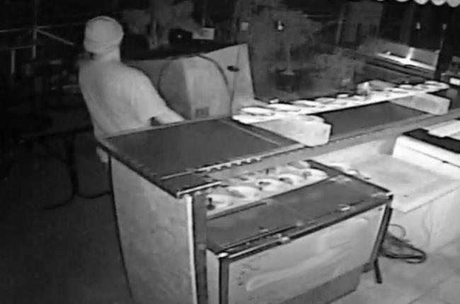 Dos detenidos por robar en un bar y casetas de un recinto deportivo de Palma