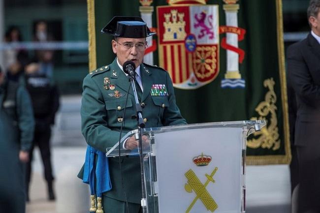 La Asociación Pro Guardia Civil defiende la actuación del Coronel cesado
