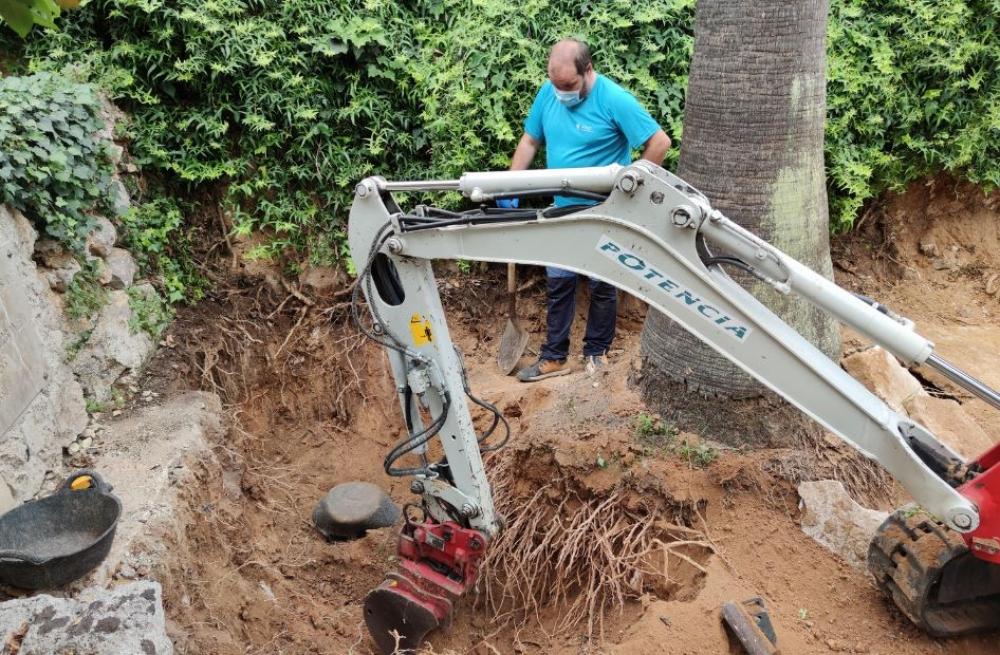 El Govern inicia este lunes la excavación para localizar una posible fosa en el collado de Artà