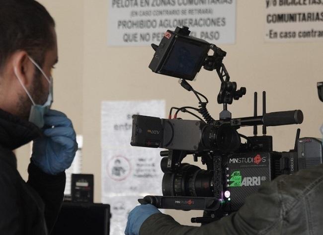 La producción audiovisual en Mallorca retoma la actividad