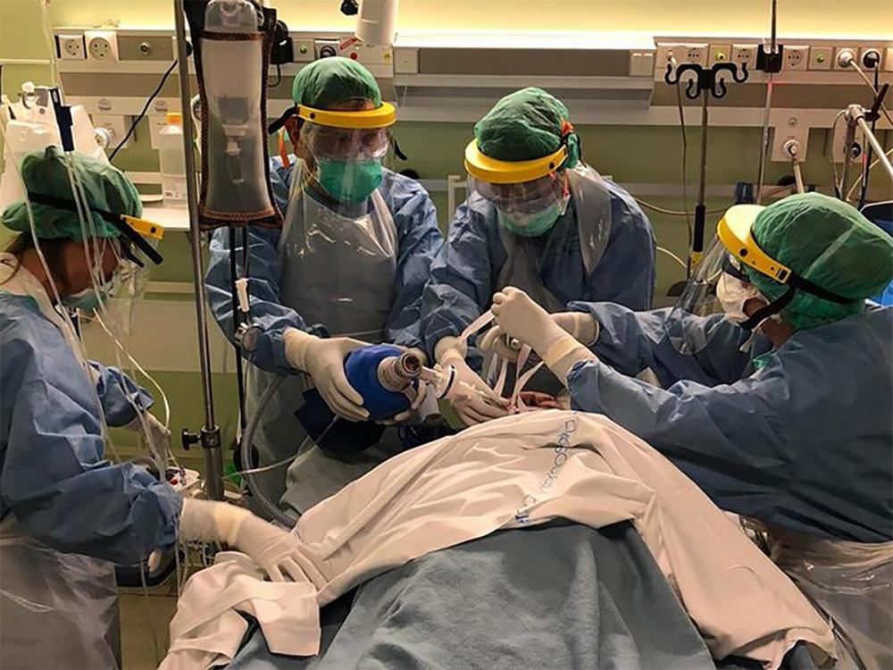 El Gobierno reconoce como accidente laboral a los sanitarios de Balears afectados por Covid-19