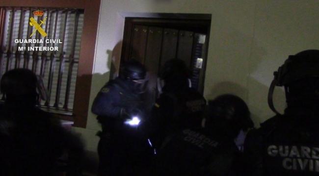 La Guardia Civil detiene a cinco personas por el secuestro de un joven de Barbate