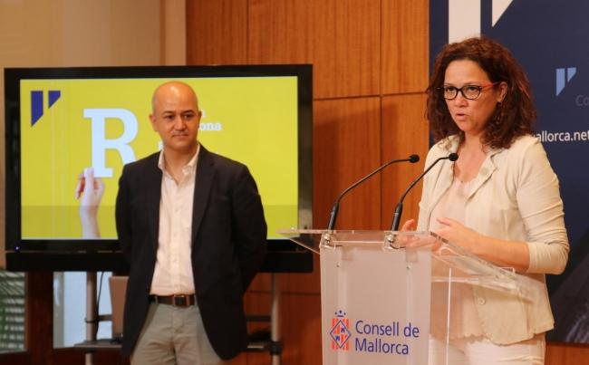 Acuerdo del Consell de Mallorca y Felib para impulsar conjuntamente la reactivación social y económica de Mallorca
