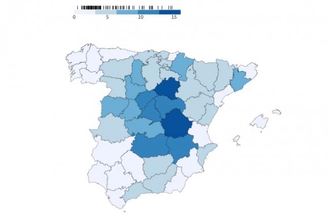 Solo un 5,2% de la población española se ha contagiado, según estudio de seroprevalencia