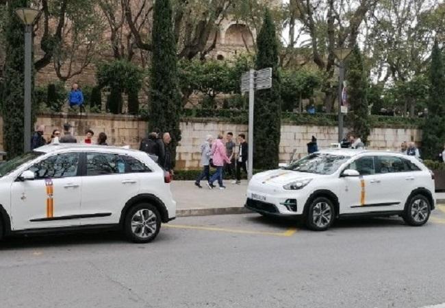 Cort aprueba una línea de ayudas de 40.000 euros para que el sector del taxi incorpore vehículos accesibles y medidas de seguridad