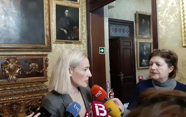 Cs Palma denuncia la falta de compromiso del alcalde Hila con la ciudad tras ceder el remanente municipal al Gobierno central