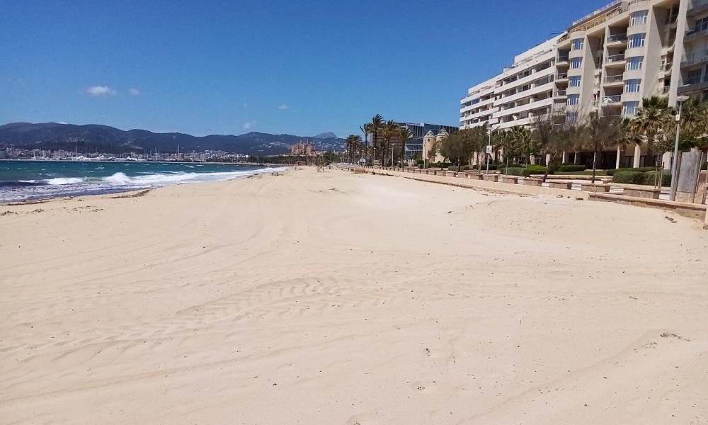 la ocupación en playa de Palma rondará el 37% en julio