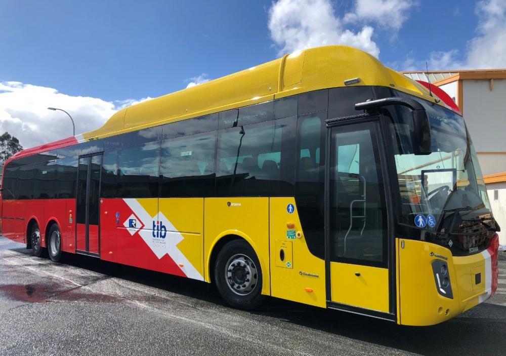 El TIB incrementa frecuencias en sus líneas de autobús interurbano a partir este lunes