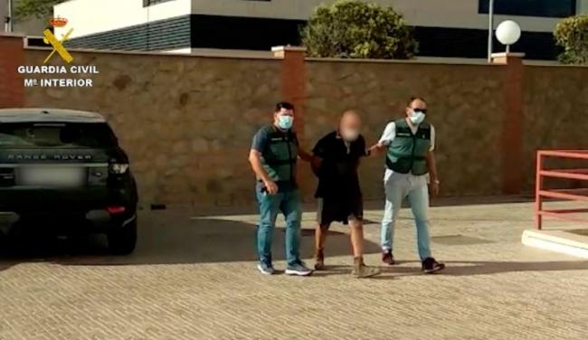 La Guardia Civil libera a una mujer en situación de riesgo que sufría malos tratos y estaba detenida de forma ilegal