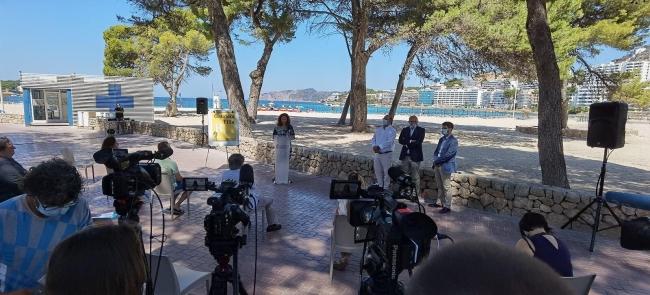 «Gaudeix l'illa», un programa de vacaciones en familia para los sectores esenciales durante el estado de alarma
