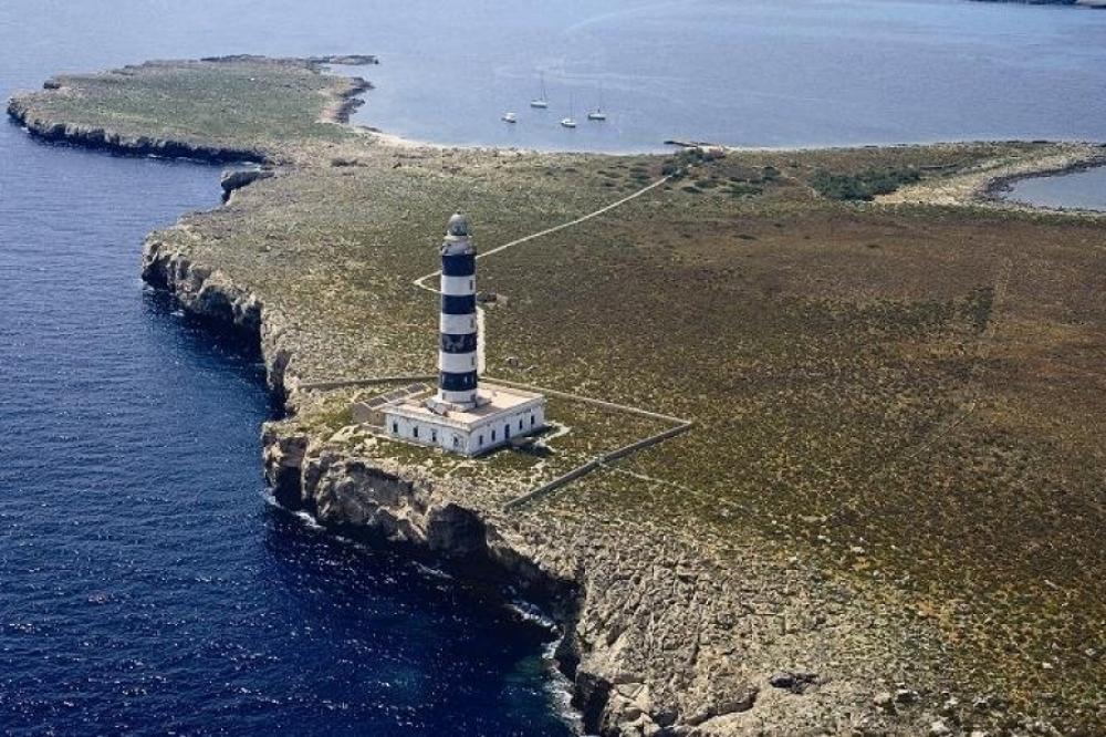 Sale a exposición pública el Plan de gestión de la Illa de l'Aire (LIC y ZEPA)