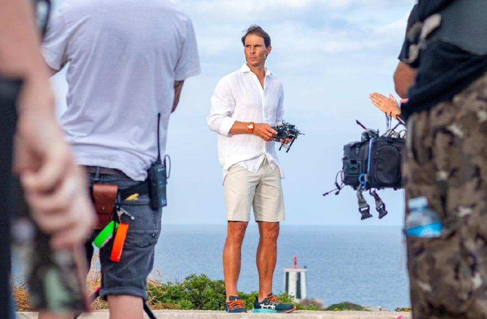 Rafa Nadal protagoniza el spot de promoción turística que el Consell dirige a los principales mercados emisores