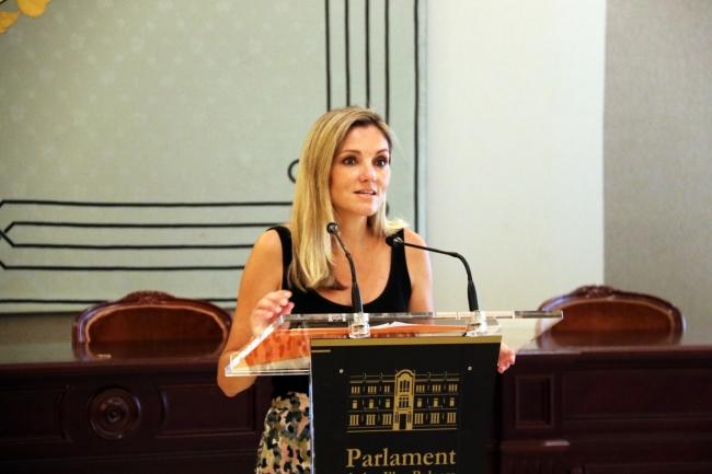 Cs Baleares exige a Armengol que reduzca la sobredimensión de cargos a dedo de su Govern antes de recortar el salario de los empleados públicos