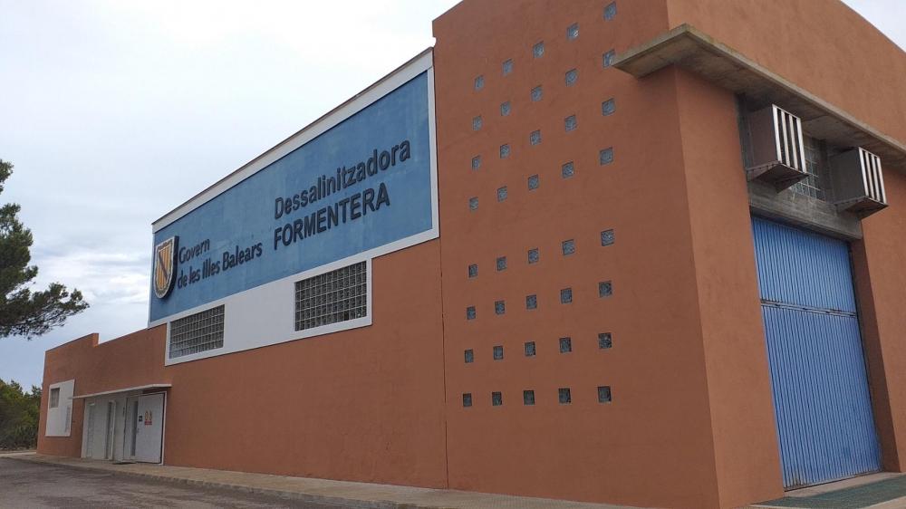 ABAQUA saca a licitación las obras de remodelación de la tercera línea de producción de la desaladora de Formentera