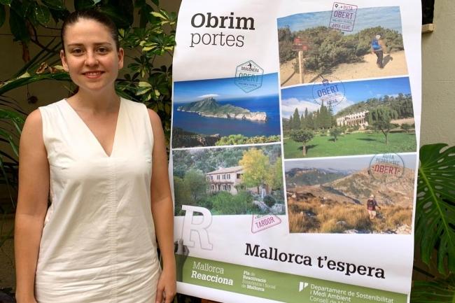 Sostenibilitat i Medi Ambient llança la campanya 'Mallorca t'espera'