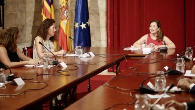 Consells insulars, Govern y ayuntamientos movilizan más de 45 millones de euros