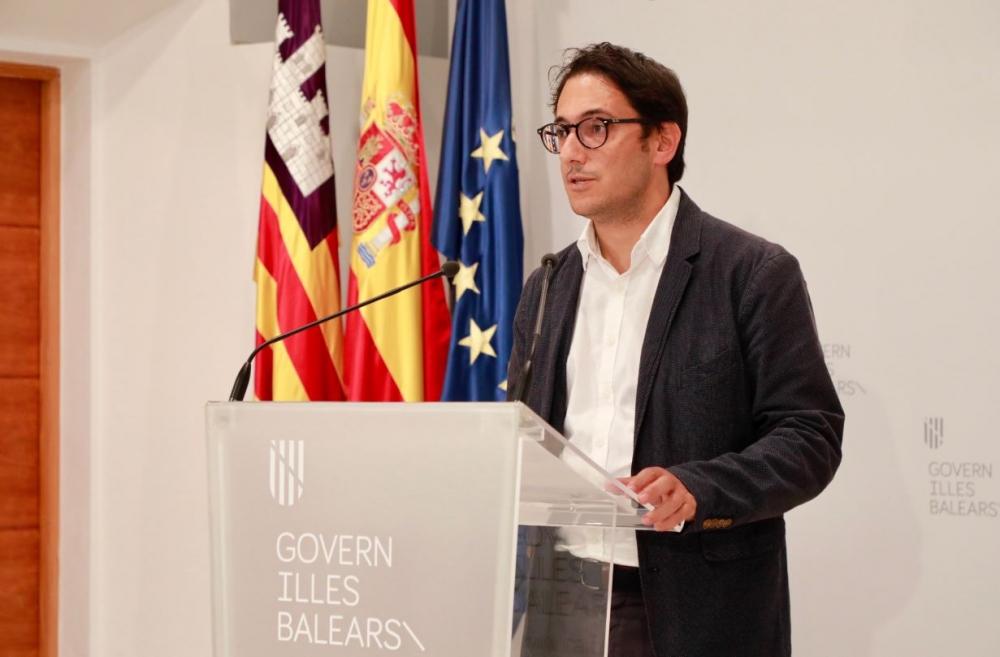 Negueruela defiende la necesidad de impulsar campañas específicas y conjuntas de las Islas Baleares desde Turespaña