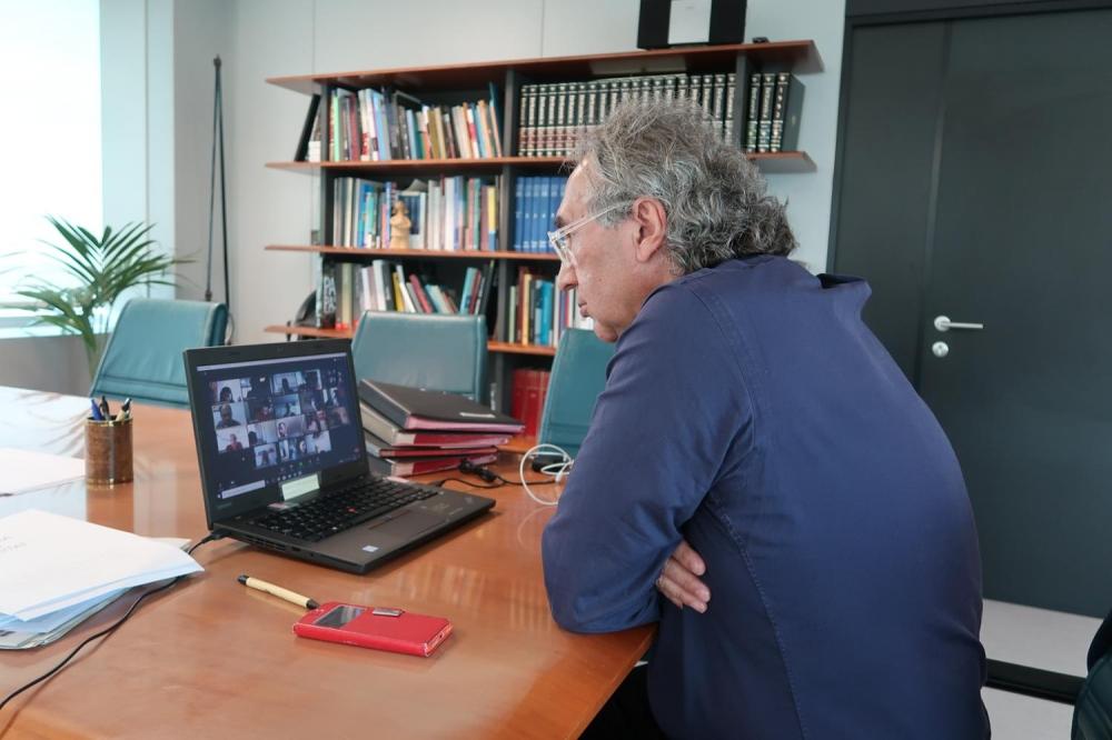 Las familias del alumnado de Baleares reciben hoy información actualizada sobre aspectos relacionados con la COVID-19