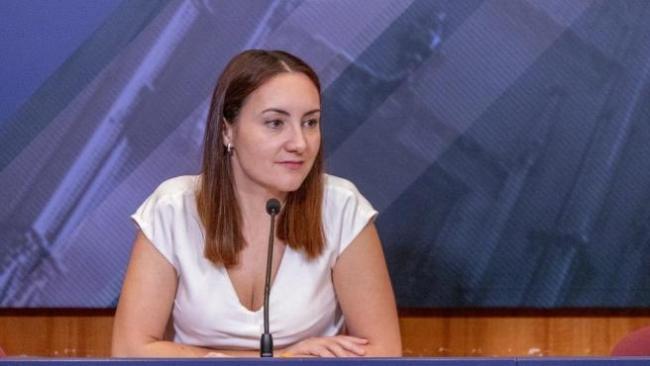 """Beatriz Camiña: """"El PIAT nace inspirado en las políticas turismofóbicas del Pacte"""""""